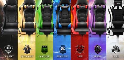 FULLSYNC --- JL Comfurni Classic Gaming Chair review