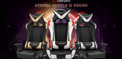 JL Comfurni: Athena Argyle Series – Gaming Chair Review