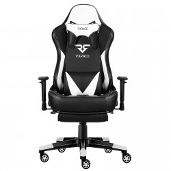ACE Series | VX RACE Gaming Chair with Footrest/ Swivel Leather Desk Chair