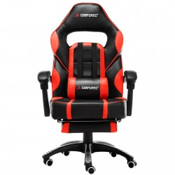 X Series Red | Gaming Office Gaming Chair/Footrest Chair/ Office Computer Desk Chair