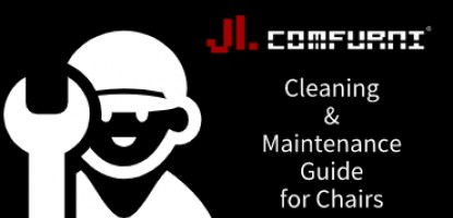Cleaning and Maintenance Guide for JL COMFURNI Chairs
