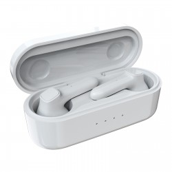Wireless Bluetooth V5.0 Earphones in Ear with Charing Case Touch Control Waterproof(J64)