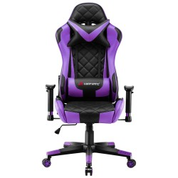 JL Comfurni | Athena Argyle Series | Gaming Chair/Computer Chairs/ Swivel Leather Desk Chair [V1]